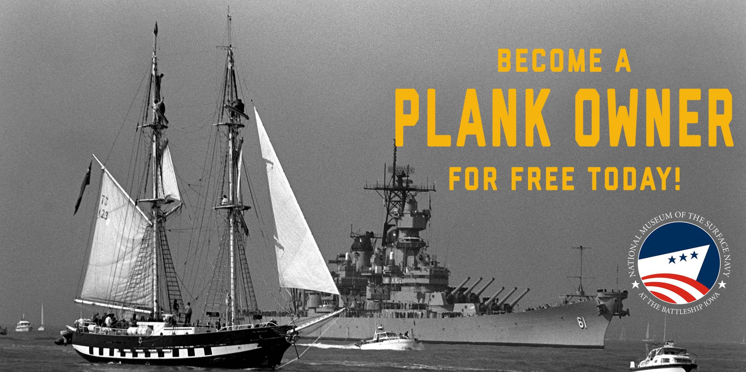 Become a Plank Owner